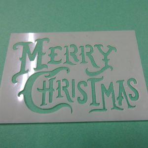 Christmas Crafting items